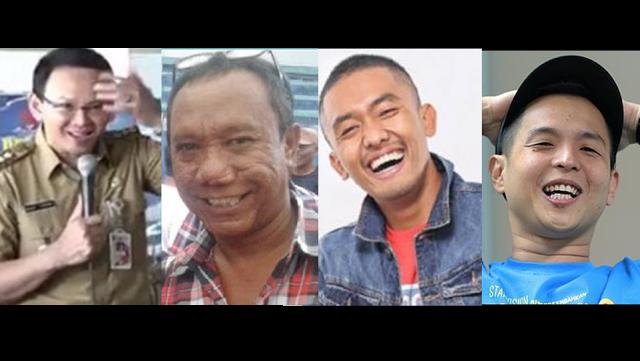 """Ahok, Uus, Iwan Bopeng, Ernest"", Berbuat Dulu Minta Maaf Kemudian"