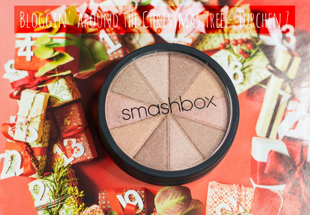 Smashbox Fusion Soft Light Baked Starbust