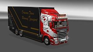Scania Combi Mod