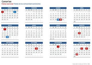 Calendario Laboral Tenerife 2019.Fiestas Y Eventos En Tenerife Isla De Tenerife Vivela