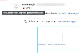 Lucchetto Gmail