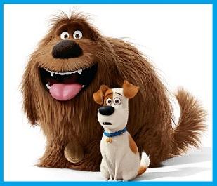 Max dan Duke, Salah Satu Tokoh The Secret Life of Pets