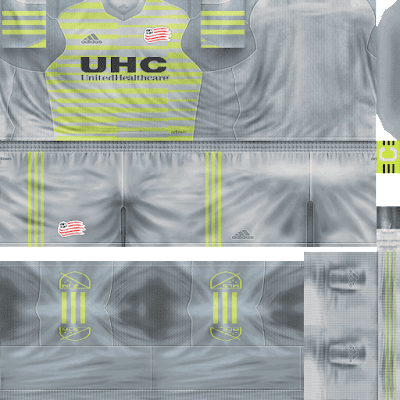 PES 6 Kits New England Revolution Season 2018/2019 by Cold Kits