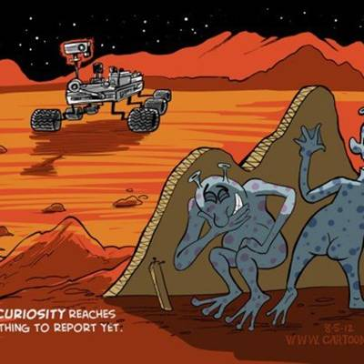 mars rover comic funny - photo #38