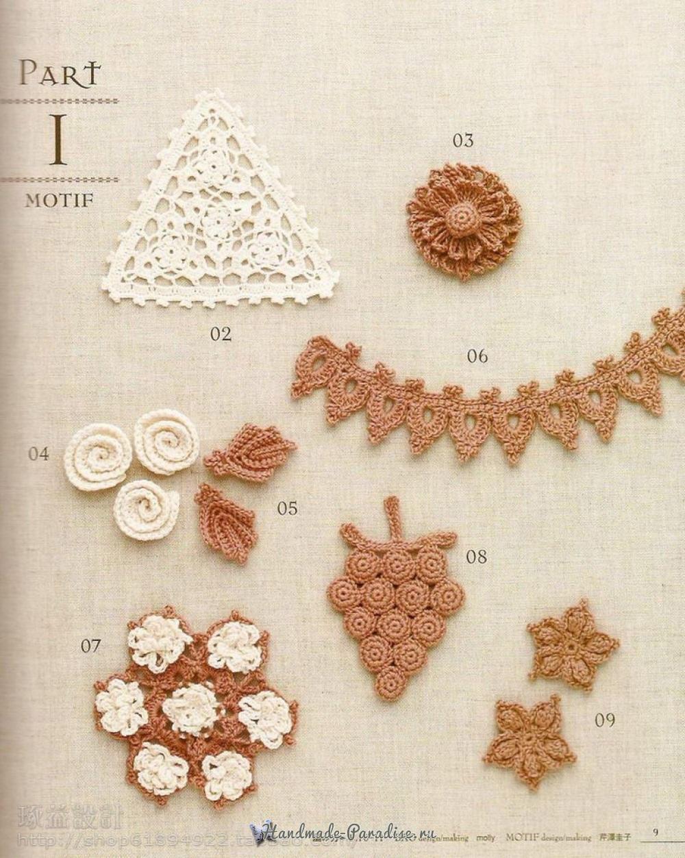 Вязание сумок из полиэтиленовой пряжи. Японский журнал (8)