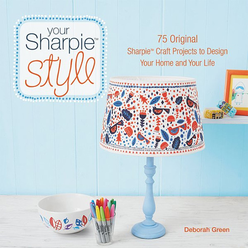 Mod and Mint: Your Sharpie Style Craft Book by Deborah Green
