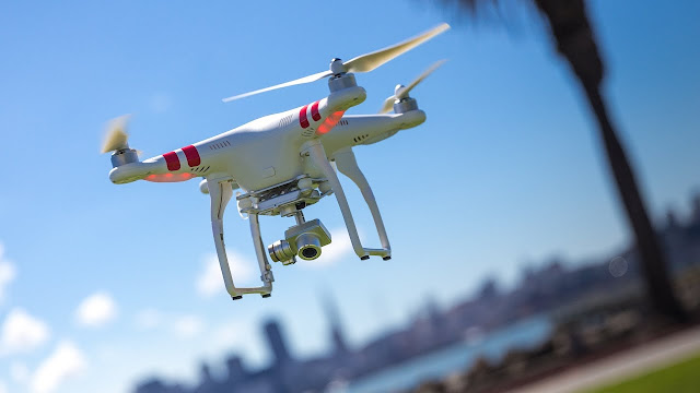 Membaca Peluang Jasa Penyewaan Drone