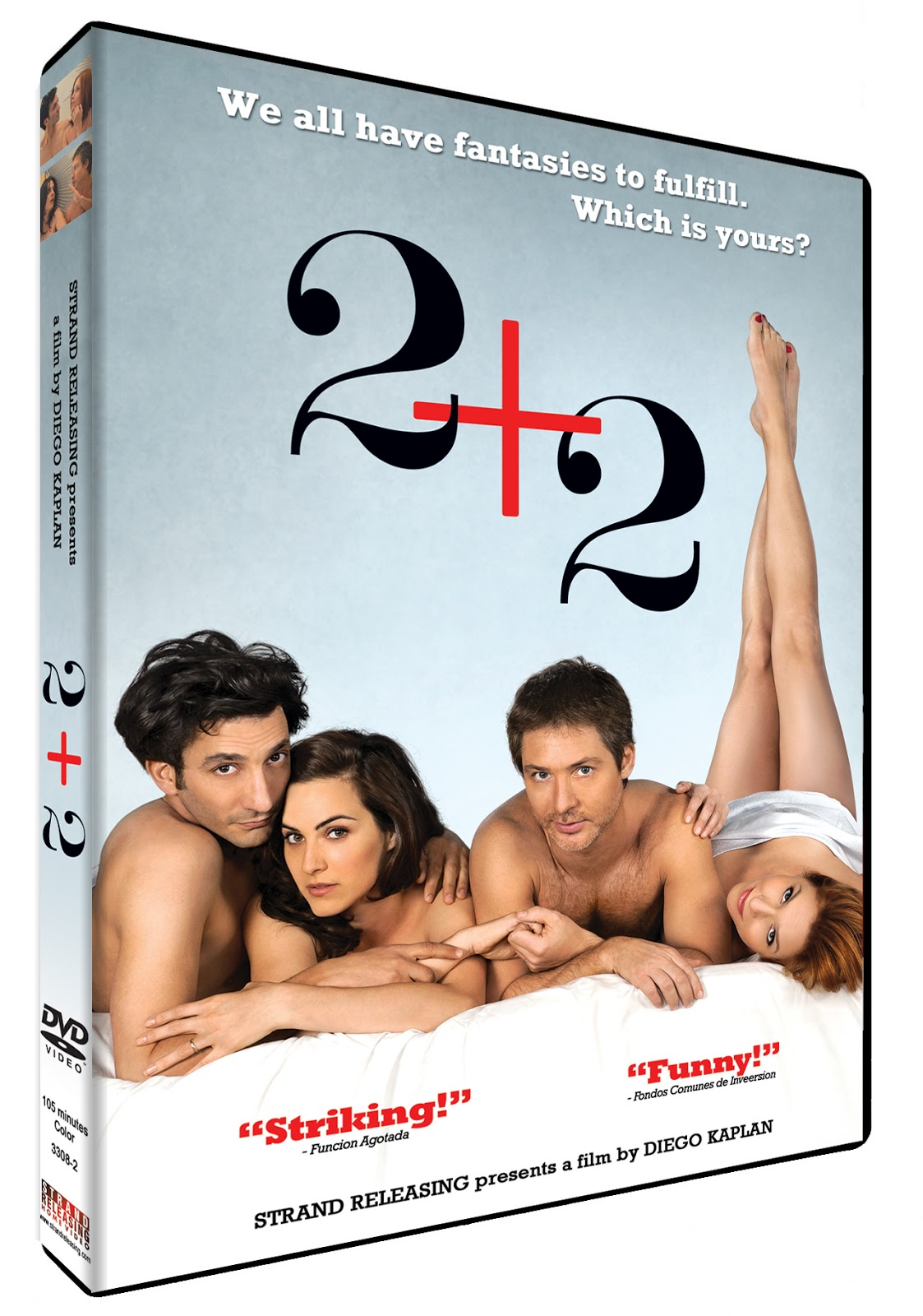 Argentina gives as another comedy about professional swingers,