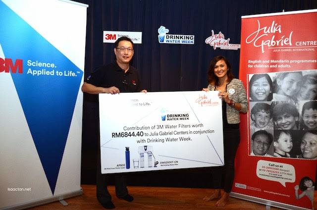 3M Malaysia Cleaner, Clearer and Better Tasting Water - Malaysia Drinking Water Week