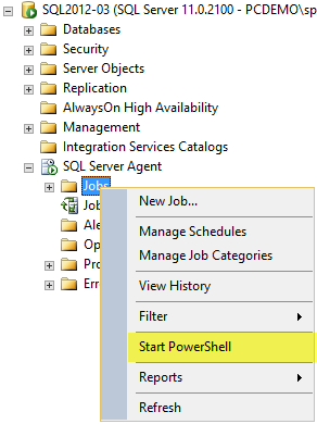 SharePoint The PC Way: Run a PowerShell v3 Script From a SQL