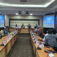 Bapemperda DPRD NTB Terima Kunjungan Studi Banding Bapemperda DPRD Kota Jambi