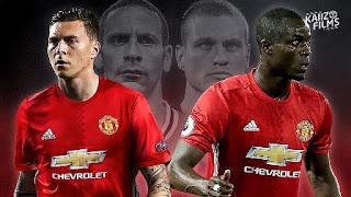 Manchester United Akan Duetkan Bailly dan Lindelof
