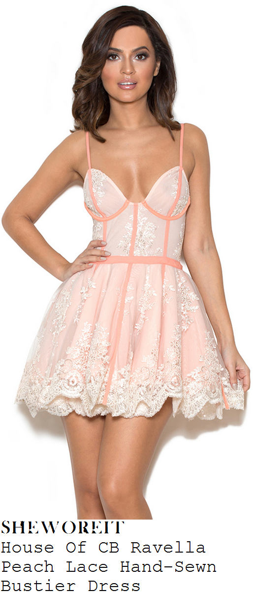 pia-mia-peach-cream-embroidered-floral-lace-sleeveless-cami-strap-mini-dress-instagram