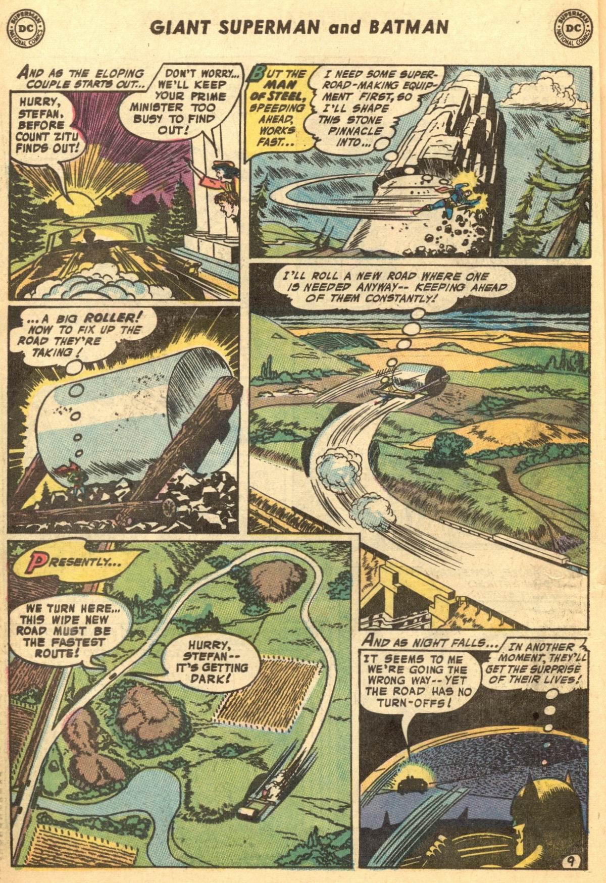 Read online World's Finest Comics comic -  Issue #188 - 12