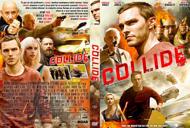 Film Aksi Terbaru Collide 2017