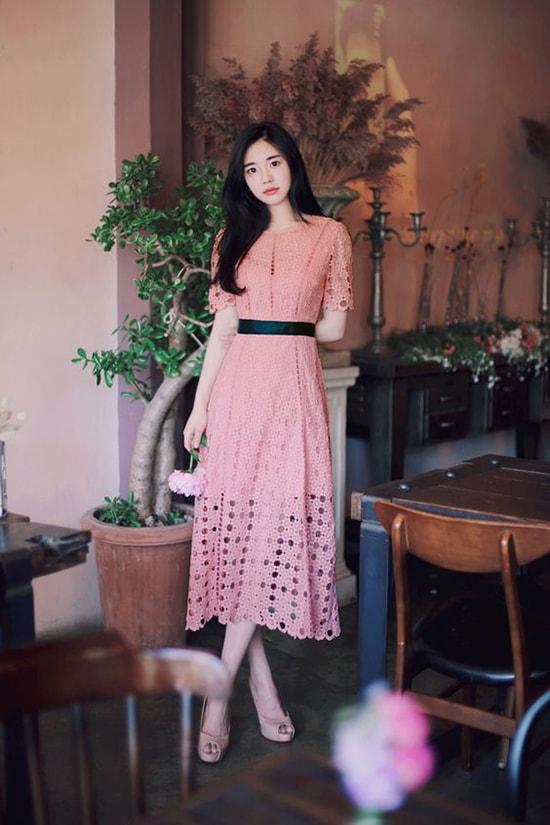 Sắc hồng được tín đồ thời trang ưa chuộng trong mùa hè -3