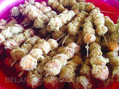 Fishball Celup Tepung