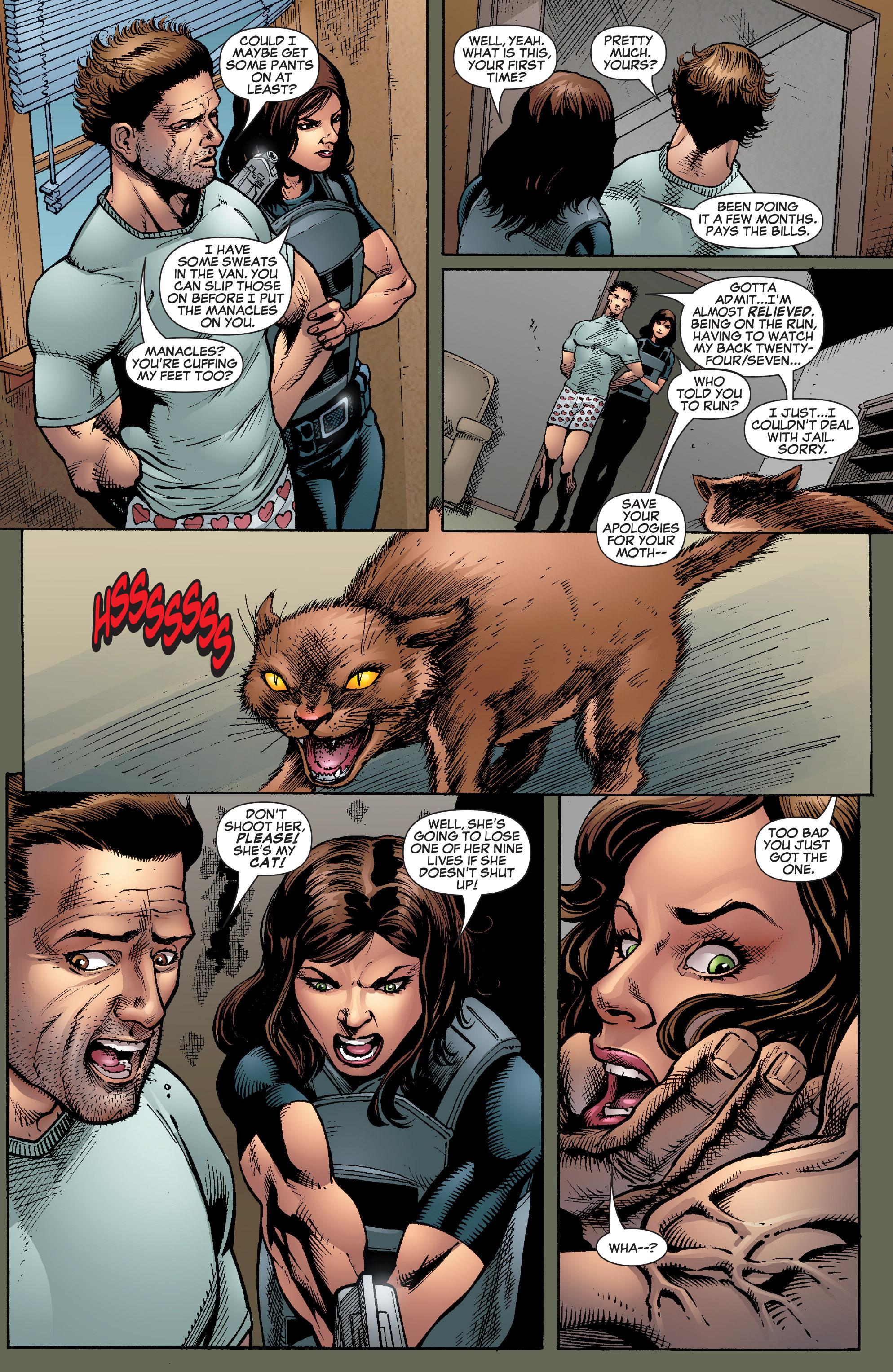 Read online She-Hulk (2005) comic -  Issue #22 - 12