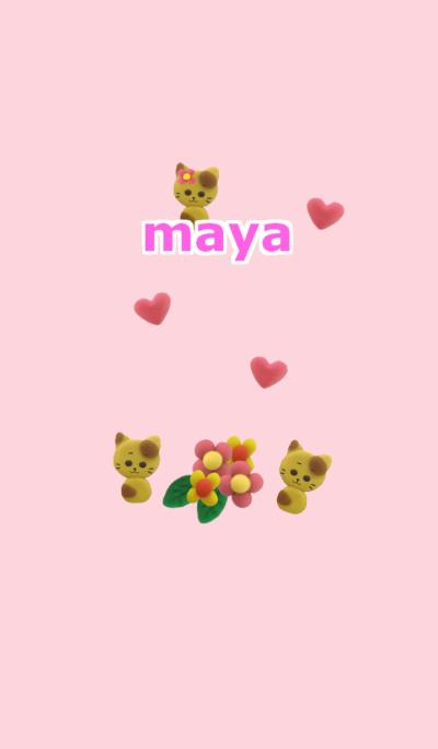 For maya