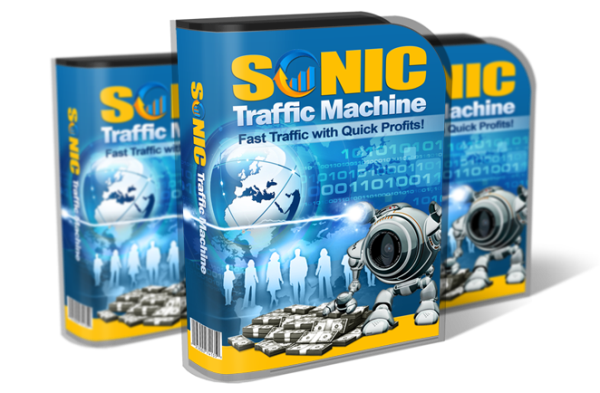 Sonic Traffic Machine + Bonuses [GIVEAWAY]