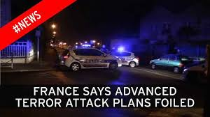 France Foils Fresh Terror Attack