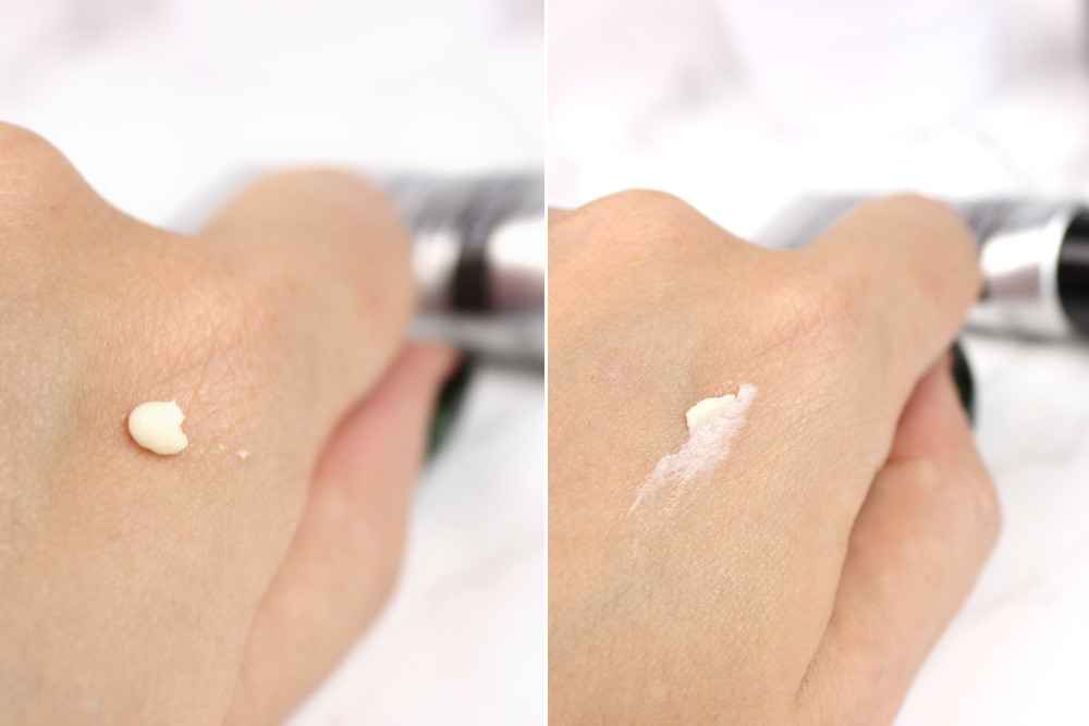Paula's Choice Resist Anti-Aging Eye Cream Review, Produkt, product, swatch