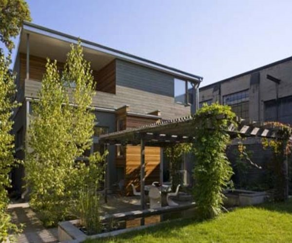 Modern eco house designs for more natural home design for Modern eco homes