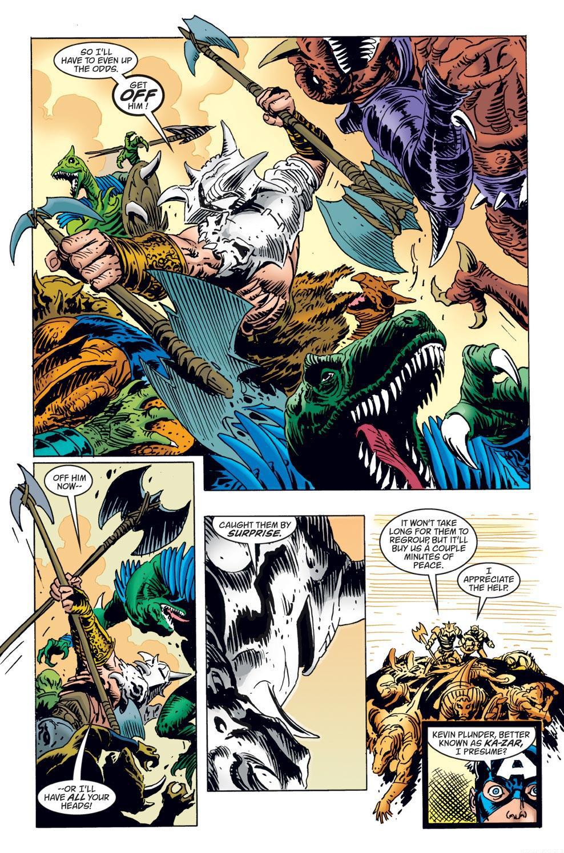 Captain America (1998) Issue #28 #34 - English 20