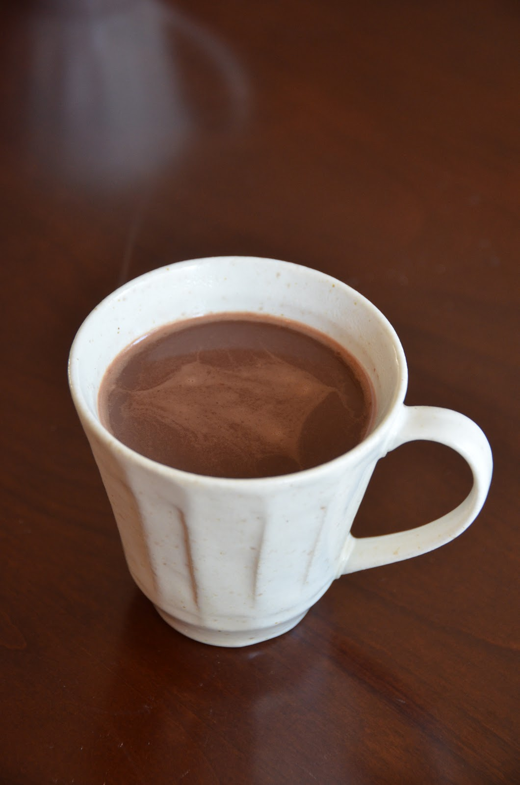 Playing with Flour: Hot chocolate taste test