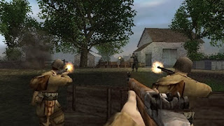 Brothers in Arms - D-Day PSP Games