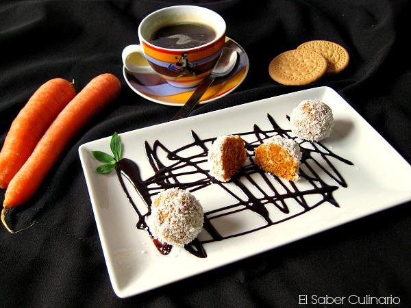 Delicias turcas de zanahoria y galletas con canela