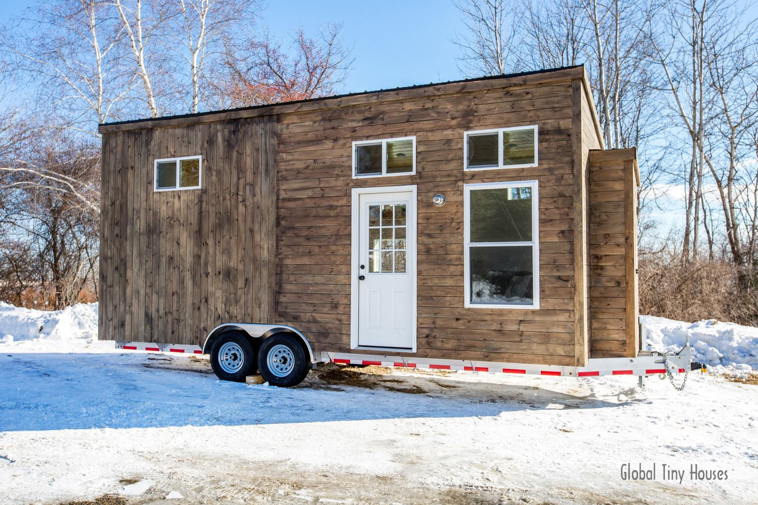 Tiny House Town Global Tiny House