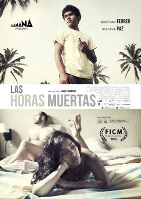 Las Horas Muertas 2013 DVD R4 NTSC Latino
