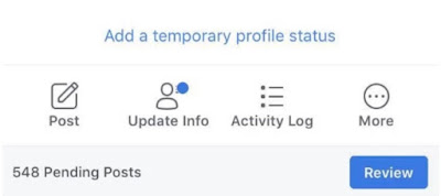 فيسبوك - FaceBook تضع ميزة جديدة ورائعة قيد الاختبار