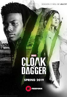 Siêu Anh Hùng Cloak và Dagger Phần 2