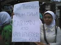 Ujian Dan Cobaan Guru Indonesia