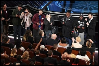 Jimmy Kimmel en los Oscars 2017