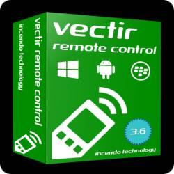 تحميل VECTIR REMOTE CONTROL  مجانا للتحكم بالنظام من الهاتف مع كود التفعيل