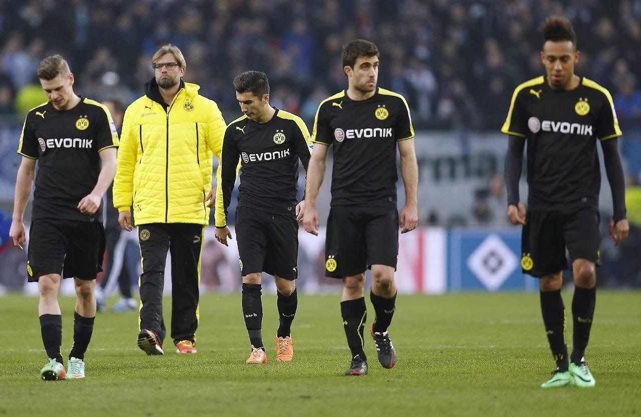 Dortmund Hamburg 3 0
