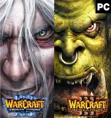Warcraft 3: Reign of Chaos + Frozen Throne - PC (Download Completo)