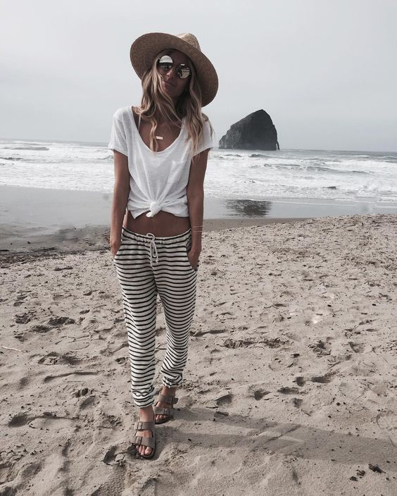 Boho Chic Beach Fashion