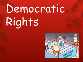 NCERT Solutions Class 9th Civics: Chp 6 Democratic Rights