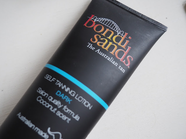 Bondi Sands Dark Lotion