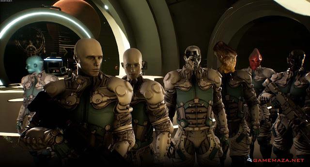 Genesis Alpha One Gameplay Screenshot 1