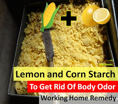 Lemon and Cornstarch For Body Odor, Lemon For Body Odor, Lemon And Body Odor, How To Use Lemon For Body Odor, Is Lemon Good For Body Odor, How To Get Rid Of Body Odor, Home Remedies For Body Odor, Remedies For Body Odor, Body Odor Treatment,