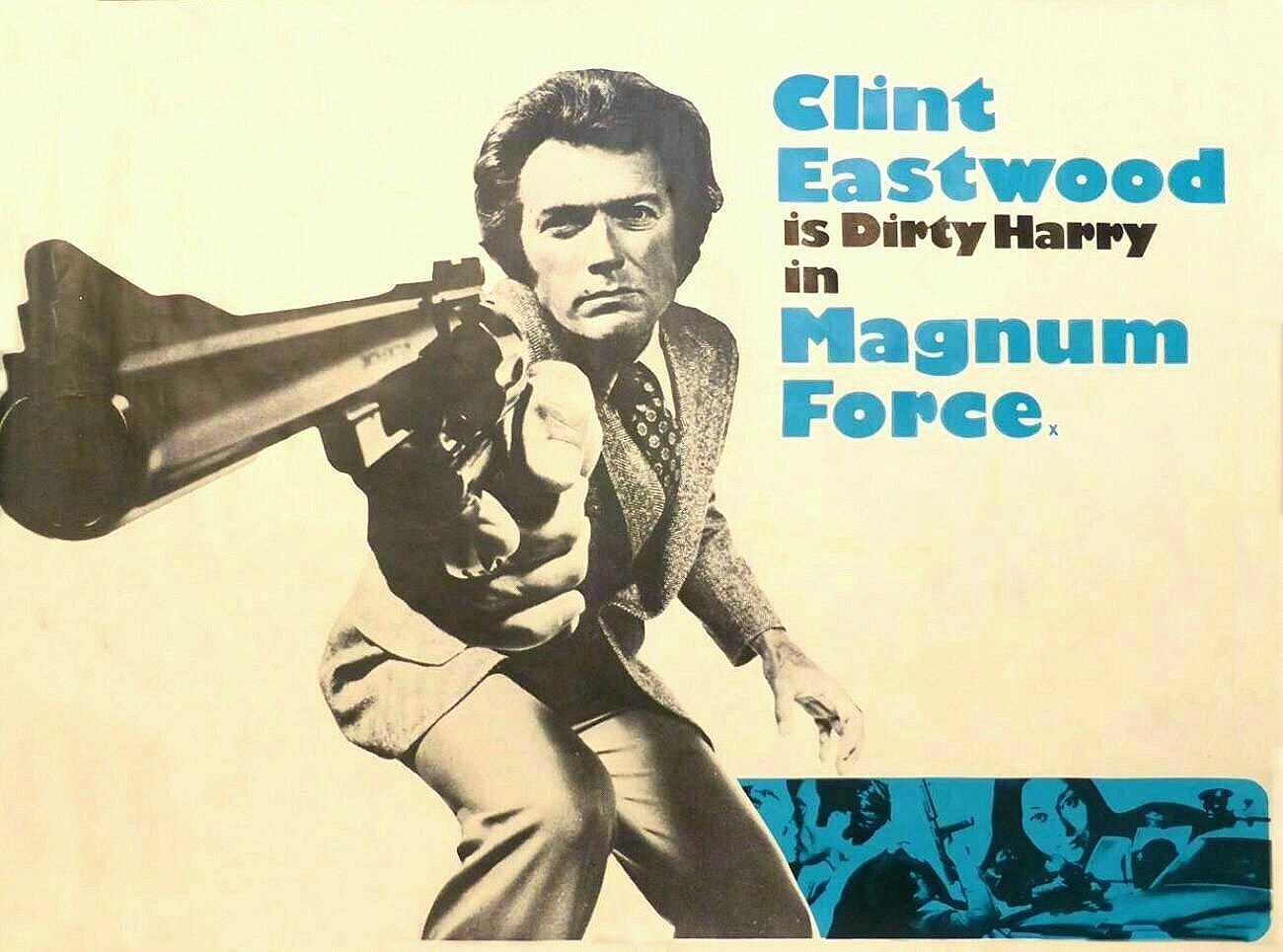 The clint eastwood archive magnum force 1973 - David s salon eastwood ...