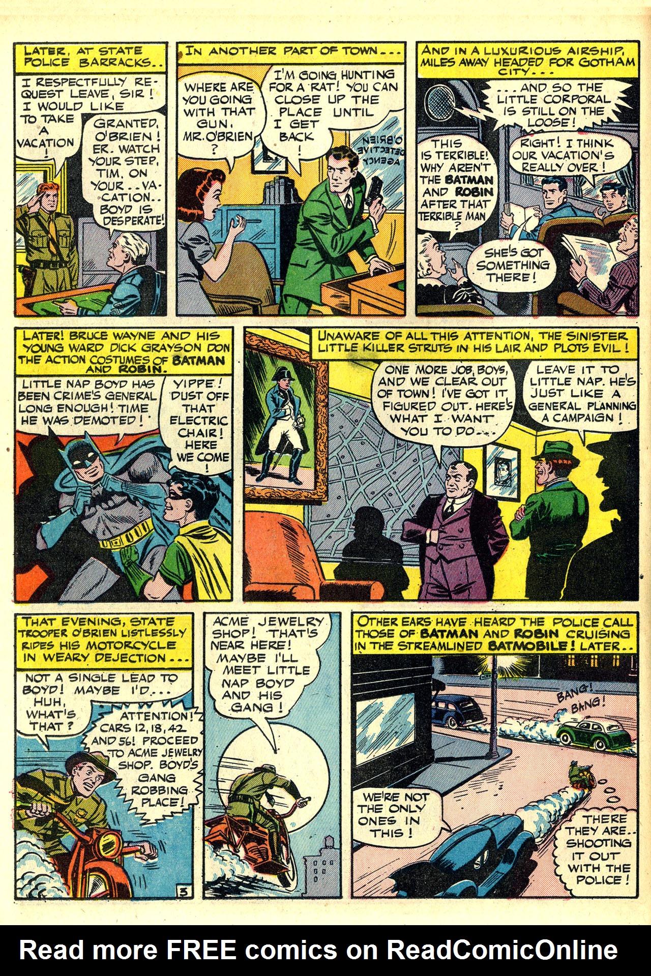 Read online World's Finest Comics comic -  Issue #8 - 88