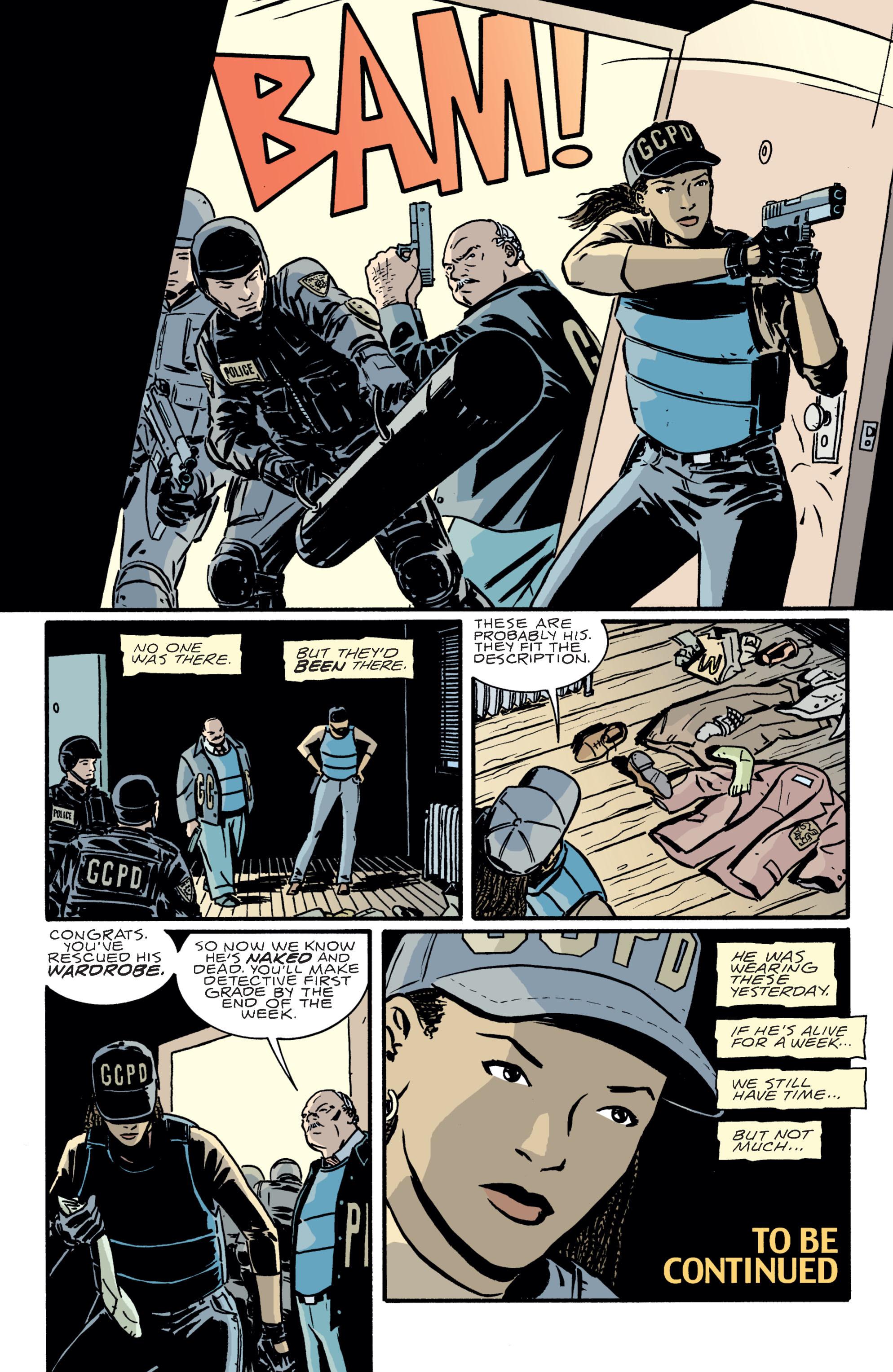 Detective Comics (1937) 764 Page 29