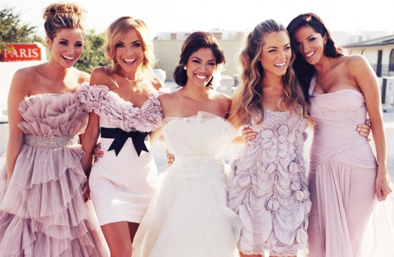 Remarkable Bridesmaid Hairstyles 2013 Hair Fashions Trends Hairstyle Inspiration Daily Dogsangcom