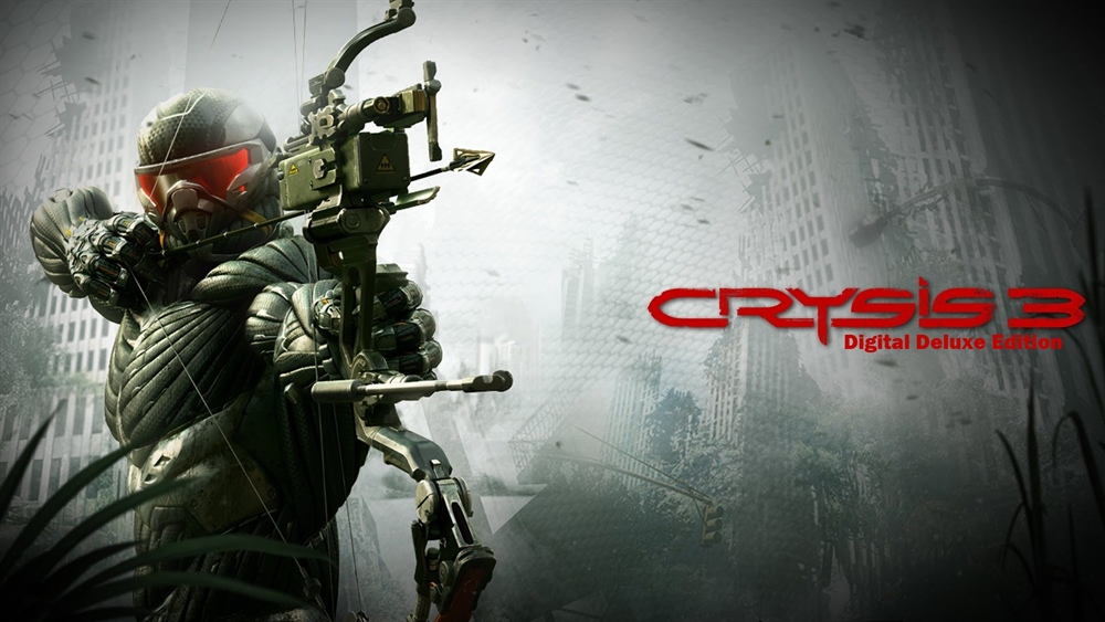 Crysis 3 Digital Deluxe Edition Download Poster